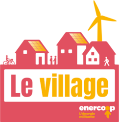 Logo de Le village Enercoop